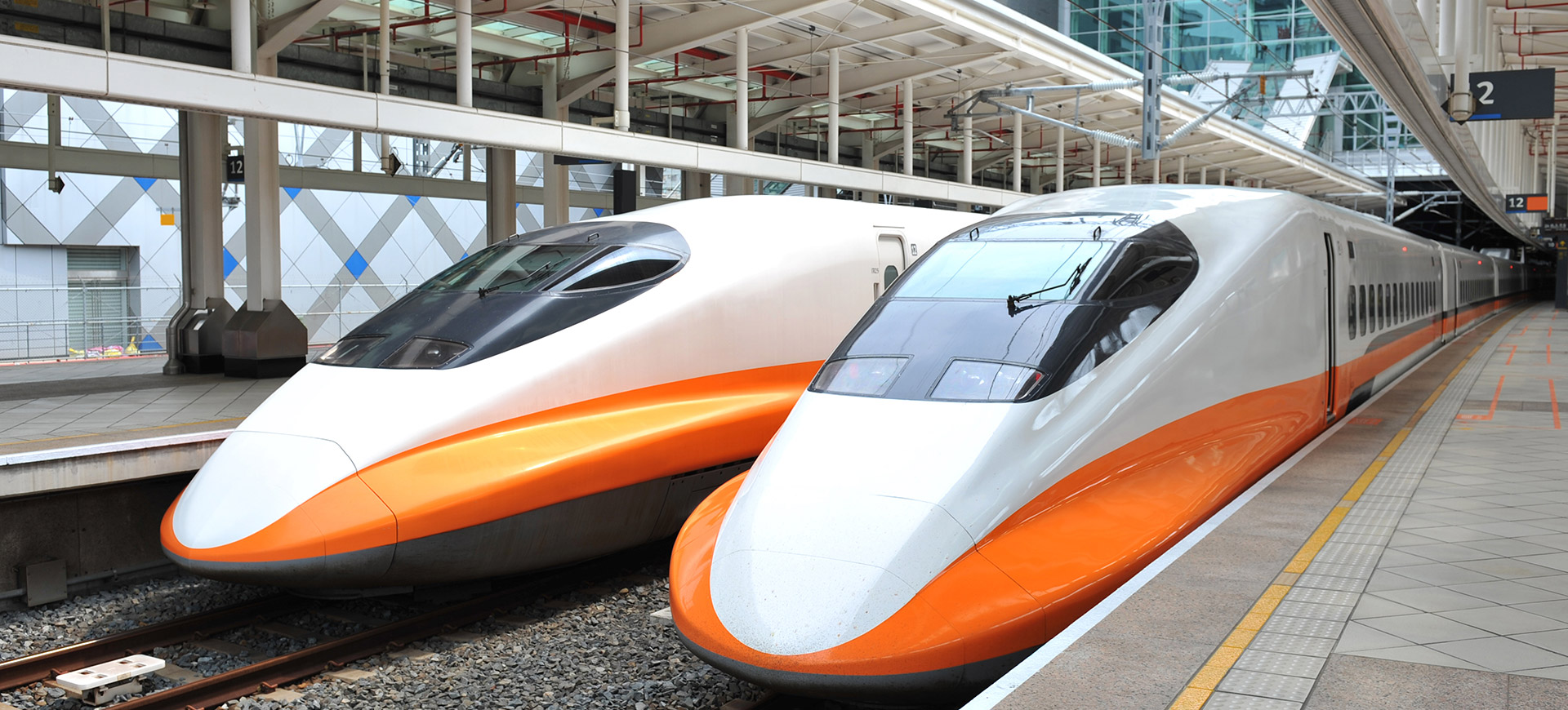 Taiwan High Speed Rail Substation Inspection and Trial Run